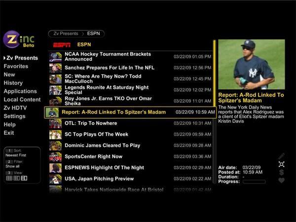 ZeeVee Zinc TV viewer hands-on and impressions