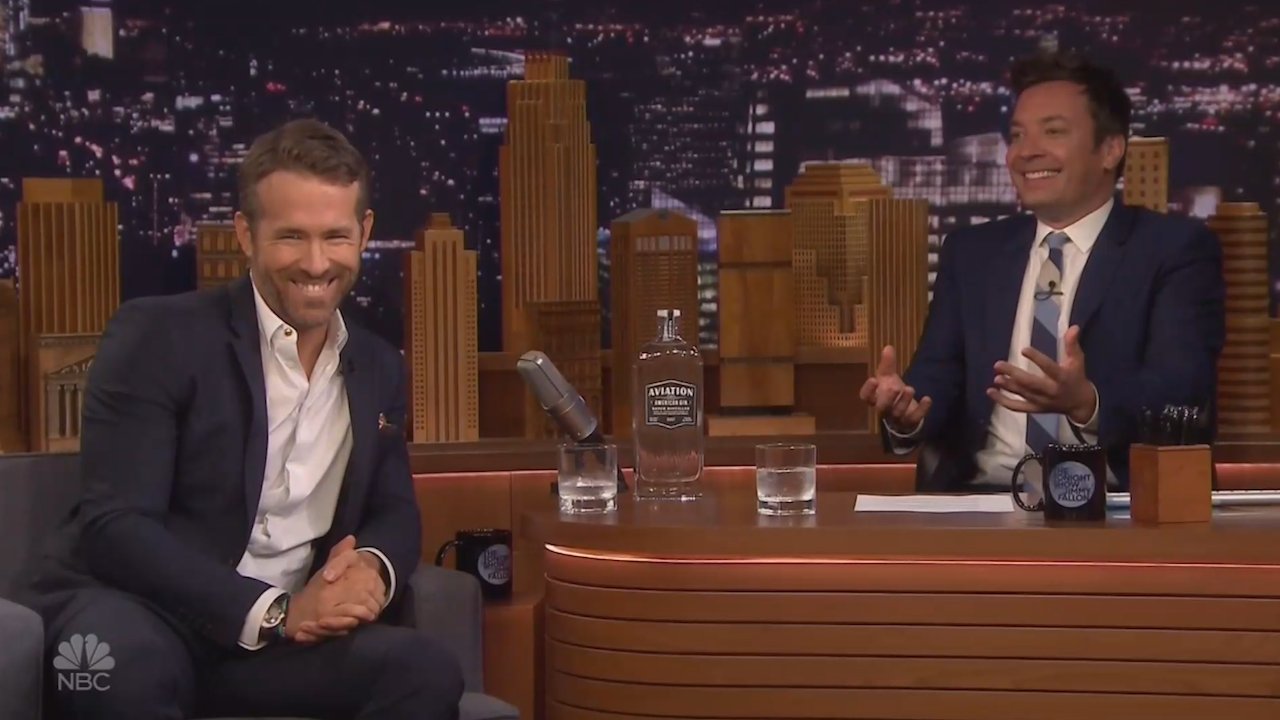 Ryan Reynolds gives out his email address so people can ...