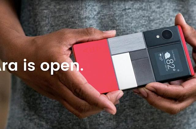 Phonebloks creator isn't entirely happy with Project Ara
