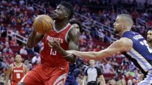Clint Capela is about to get a whole bag of money thrown his way