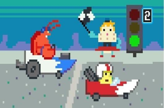 THQ tries WarioWare formula, comes out with 'Spongebob Squigglepants'