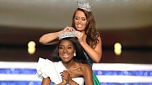 Nia Franklin on the shock of winning Miss America 2019 and how she helped save her father's life