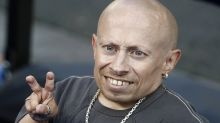Verne Troyer's death reported as 'possible suicide' by coroner