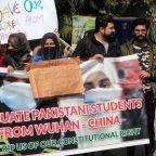 China backs Pakistan decision not to evacuate students from coronavirus lockdown