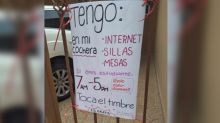 Héroes anónimos: La mamá mexicana que en su cochera ofrece gratis a estudiantes su conexión de internet
