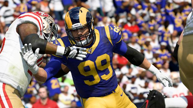 EA can make Madden games until 2026 after renewing its NFL deal