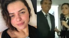Monica Iozzi se arrepende de dar voz a Bolsonaro no 'CQC'