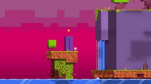 Fez getting all patched up on XBLA