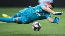 More woes for Whitecaps as starting goalkeeper is sidelined with broken thumb