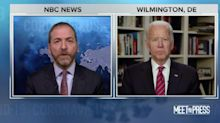TV Hosts Fail To Ask Joe Biden Questions About Sexual Assault Allegation