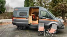 Flowcamper Max: un Mercedes-Benz Sprinter camper, muy interesante