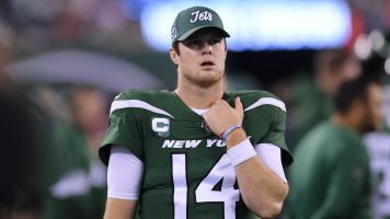 Patriots stay perfect, make Darnold see ghosts