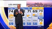 Josh Rubenstein's Weather Forecast (June 1)