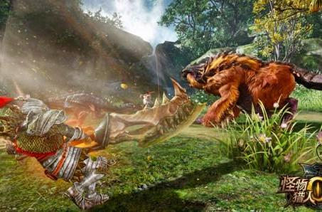 CryEngine 3-powered Monster Hunter Online headed to China