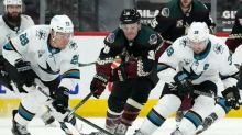 Phil Kessel, Coyotes bounce back with 5-3 win over Sharks