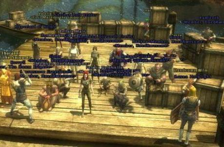 The Daily Grind: Do you participate in guild events?