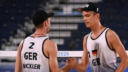 Ärgerliche Auftaktpleite für deutsches Beach-Duo