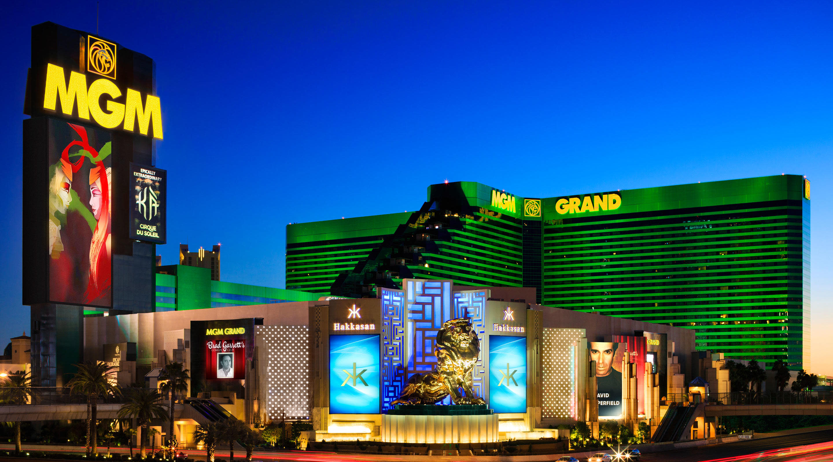 Why MGM Resorts Is Cutting 2,000 Jobs
