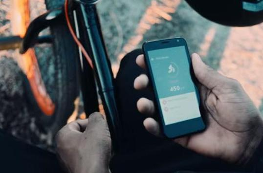 This BMX bike sensor is ready to track your off-road adventures