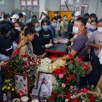 Body of 'Everything will be OK' protester exhumed in Myanmar