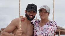 ¿Adamari López está esperando a su segundo hijo a sus 47?