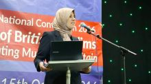 "Muslim Association of Britain elects first female president who vows to  ""bridge gender disparity"""