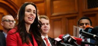 New Zealand PM 'worried' as opposition support surges