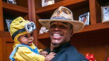 Cam Newton Says Fatherhood Has 'Helped Me Be a Better Man'