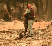 Still alive in Paradise after fire, but then what?
