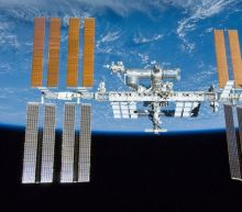 Space station crew woken up to hunt for air leak