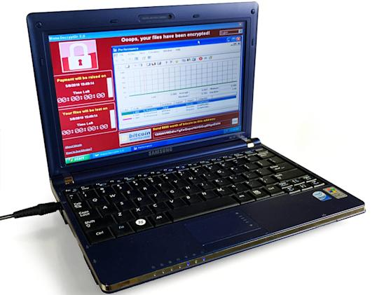 Auction for a laptop full of malware closes at $1.3 million (updated)