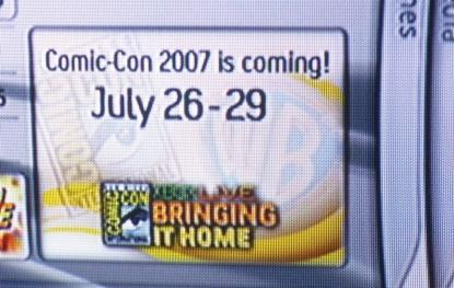Bringing it Home Comic-Con style