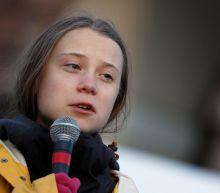 Greta Thunberg demands 'crisis' response to climate change