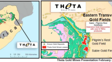 TGMGF: Theta Gold Mines is on the verge of transitioning from a junior exploration company to a gold producer