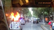 Attaque au couteau à Melbourne, plusieurs personnes blessées