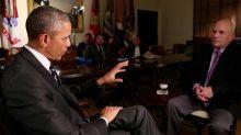President Obama Interviews 'The Wire' Creator David Simon