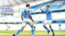 Stones sends Man City 13 points clear atop Premiership standings