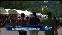 Downtown Weekend Celebrations