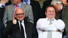 Newcastle United chief 'arrested' as police raid St James' Park and Upton Park in tax swoop