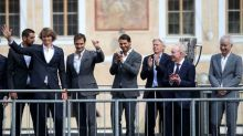 Nadal and Federer lead Europe in inaugural Laver Cup