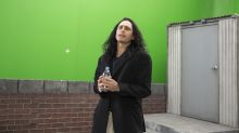 Is 'The Room' creator Tommy Wiseau a vampire? 'Disaster Artist' cast attempts to answer film's burning questions.