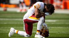 Kendall Fuller says players appreciated Ron Rivera was 'forward' on QB change