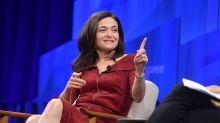 Facebook's Sheryl Sandberg: We won't take down content just because it's false