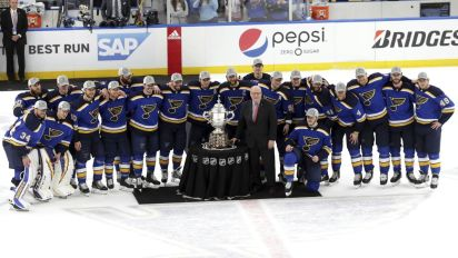 Blues to face Bruins in Stanley Cup Final