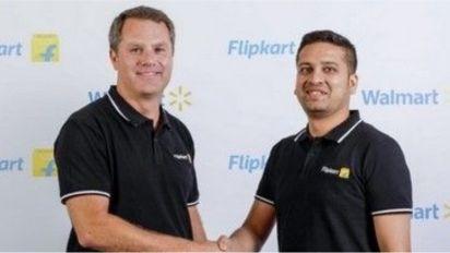 Walmart completes $16 bn Flipkart acquisition deal