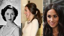 Königlich frisiert: Die besten royalen Frisuren