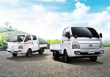 Hyundai Porter Pro進化新登場!提升內裝質感、升級5速手自排