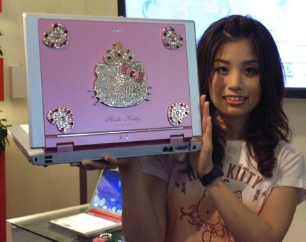 """The Hello Kitty LaVie: is this really """"the life"""" NEC?"""