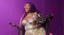 Lizzo shares stern message for body shamers as she shares workout video