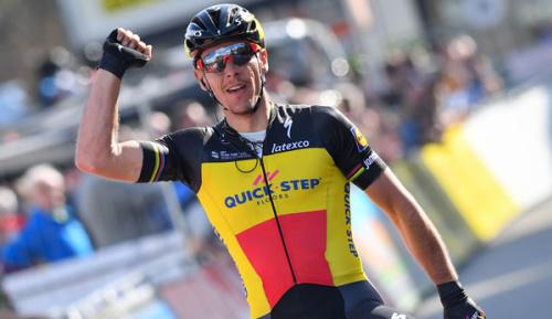 Radsport: Gilbert gewinnt Drei Tage von De Panne